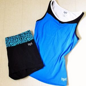 • Everlast Workout Set | Tank & Shorts •